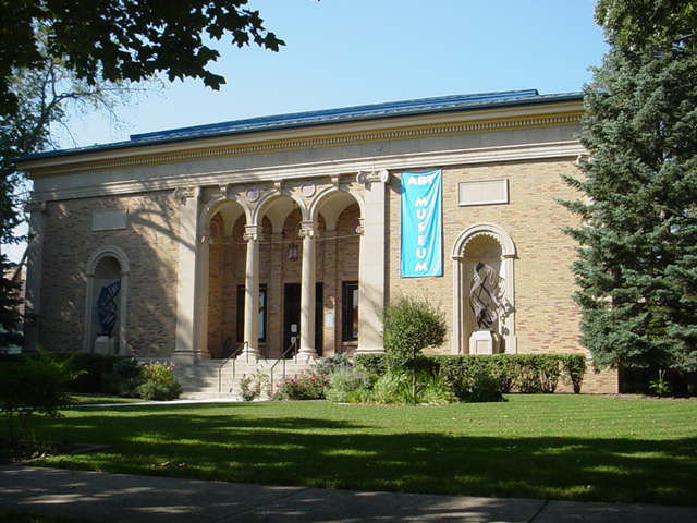 The Blanden Art Museum