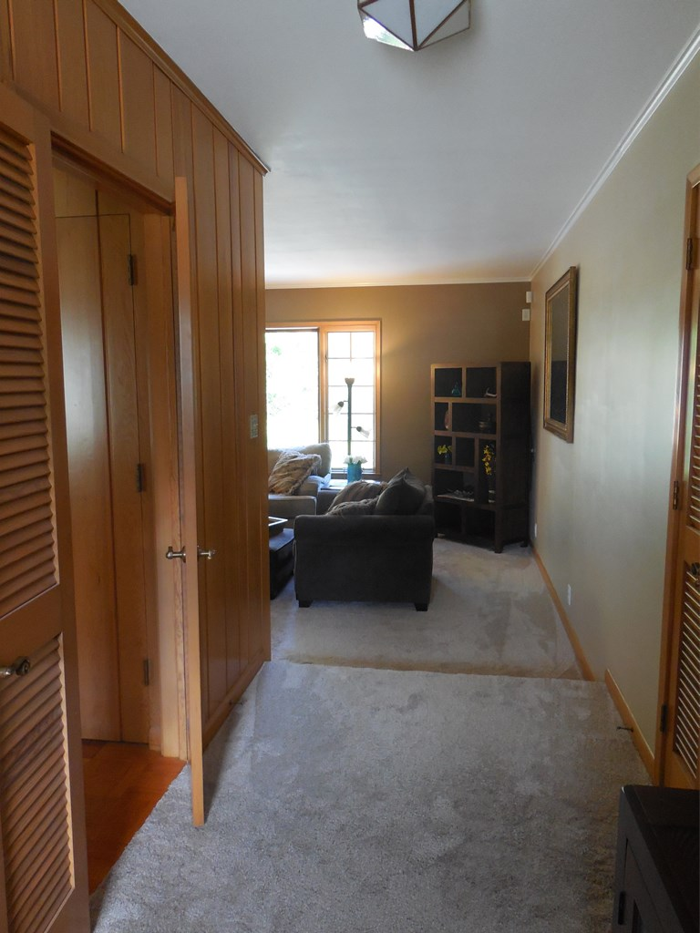 Foyer into Living Room